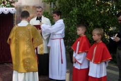 12---Ewangelie śpiewa ks. Mariusz