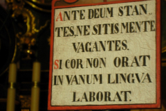 31---DNI SKUPIENIA NIE TYLKO DLA PAR W KALWARII---w oratorium zakonnym