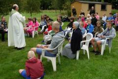 50 Msza św. niedzielna w Karłowie