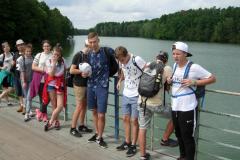 10 na trasie pieszej wokół Jeziora Żurskiego