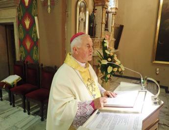 Wizytacja Biskupia Bpa Jana Szkodonia 2018