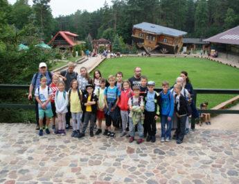 Wakacje w Borach Tucholskich 2018