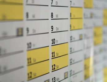 Kalendarium Marzec 2019r.