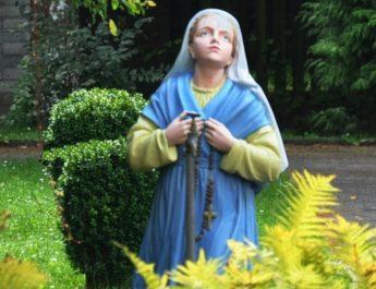 Lourdes a Eucharystia