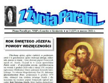 Z życia parafii nr 227