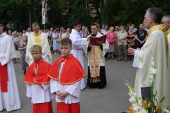 24---Ewangelię śpiewa ks. Michalita