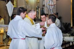 49 Komunia św. pod dwiema postaciami