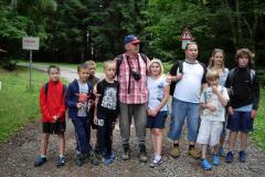 44 na Przełęczy pod Czarnochem, na granicy państwowej