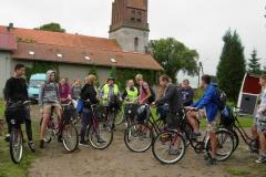 04 przed wycieczką rowerową do Tucholi