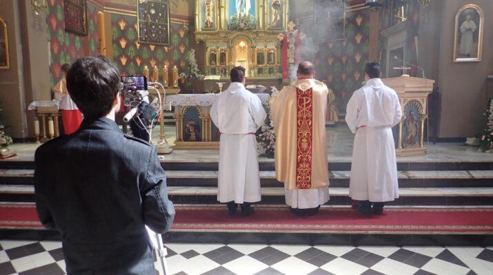 Parafia w czasach zarazy