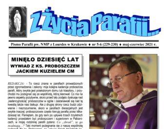Z życia parafii nr 229-230