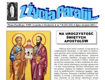 Z życia parafii nr 231-232